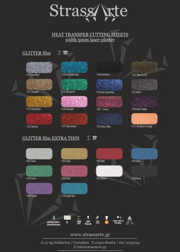 Glitter Film (chemica)