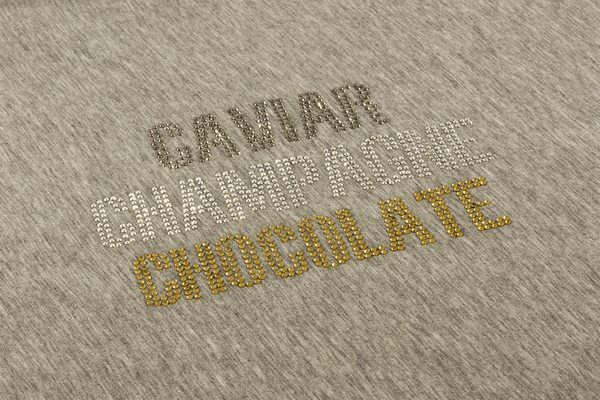 Caviar Chocolate