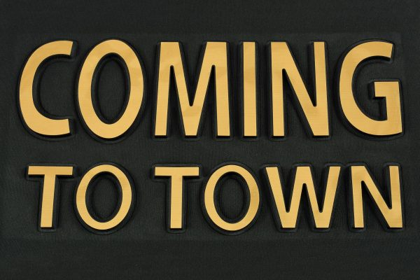 Coming to Town