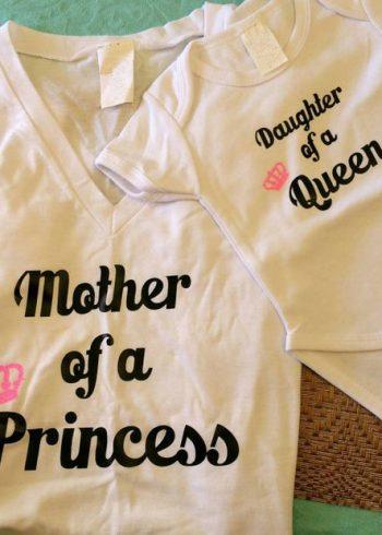 Daughter o f a Queen
