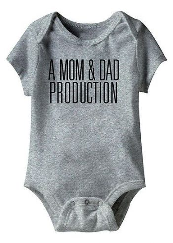 A mom & dad production